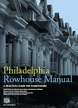 Philadelphia Rowhouse Manual