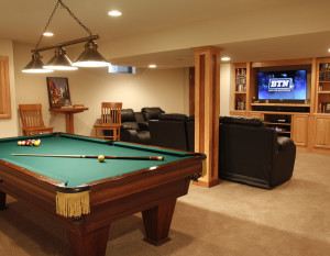 The Coyle Group - Finished Basement