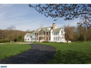 The Coyle Group - Bucks County Mansion