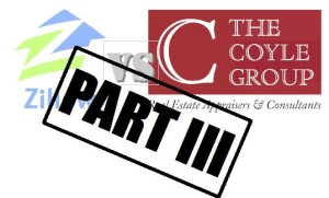The Coyle Group vs Zillow Part III