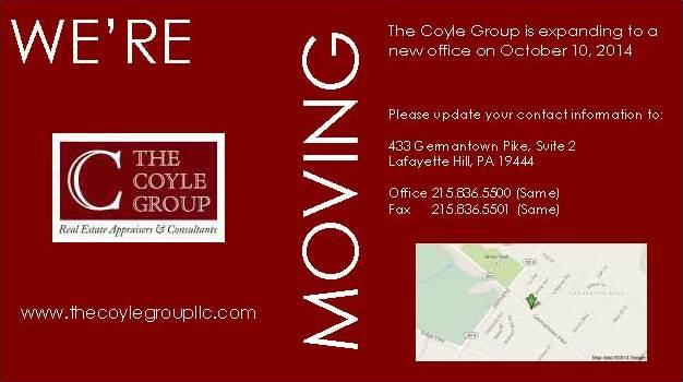 The Coyle Group - Were Moving Sml
