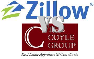 Zillow vs Appraiser Part IV